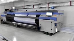 彩神5米UV打印机